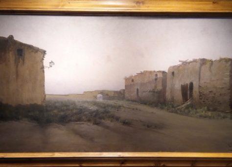 Atardecer, Modesto Urgell