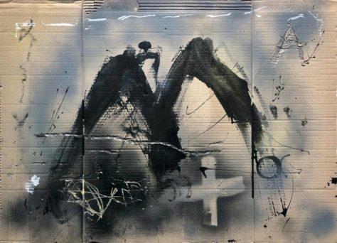 Galeria Arte Barcelona, compra-venta pintura Antoni Tàpies. Certificado. Barcelona Art Gallery